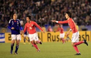 20100215-soccer 東アジア選手権