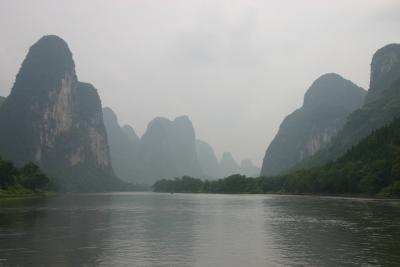 桂林・漓江下り