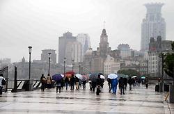 2010.03 改装した上海外灘の遊歩道