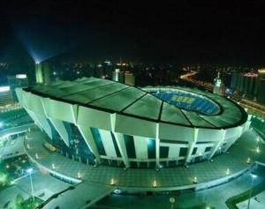 上海体育館