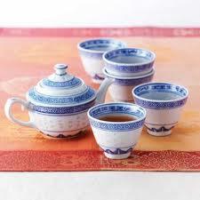 景徳鎮茶器セット(image)