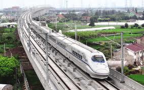 上海-杭州高速鉄道