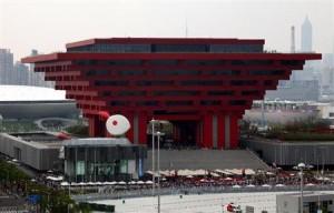 2010100721 上海万博中国館